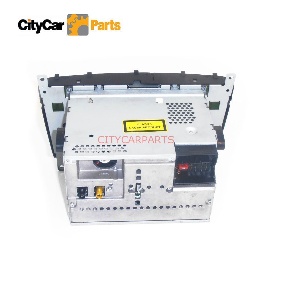 Mercedes c class w203 00 07 cd player radio mf2530 for Antifreeze for mercedes benz c300