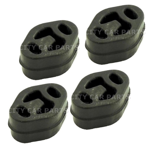 4 x LAND ROVER DISCOVERY DIESEL 2.5 RUBBER MOUNT HANGER MOUNTING EMR050