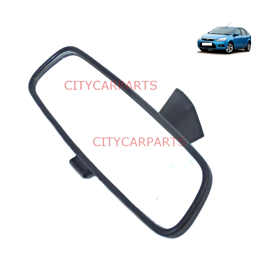 Ford Fiesta Focus C Max Models 2008 To 2012 Interior Rear View Fuel Filter Mirror 014276