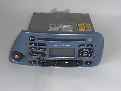 ford ka models from 1996 to 2006 radio 6000 cd player eon. Black Bedroom Furniture Sets. Home Design Ideas