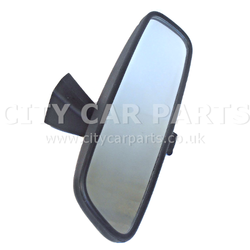 FORD MONDEO FOCUS C MAX  2004 TO 2012 SLIDE ON TYPE INTERIOR REAR VIEW MIRROR