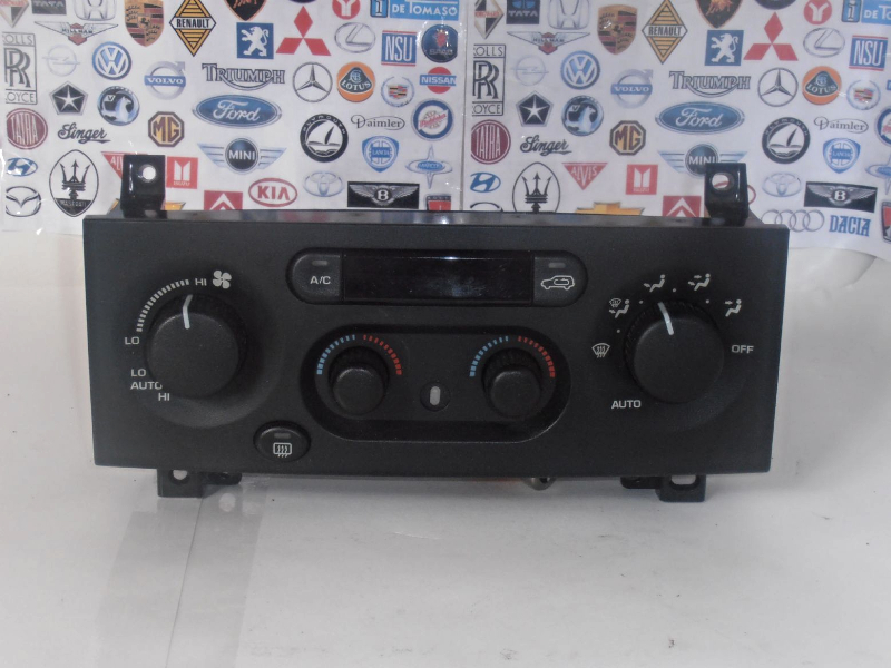 Jeep Grand Cherokee Models 1999 To 2004 Heater Air