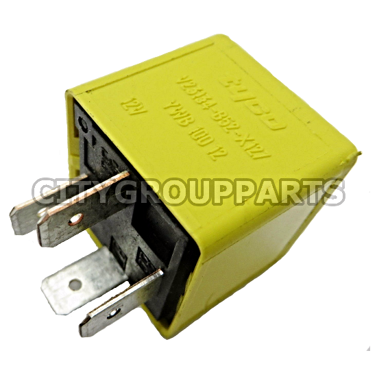 Mgf Mgtf Multi Purpose Yellow Relay Ywb10012 Heated Rear