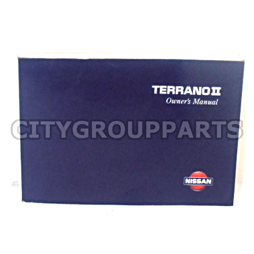 nissan terrano 2 r20 models from 2001 to 2007 owners manual user rh citycarparts co uk nissan terrano 2 owners manual free download nissan terrano 2 owners manual