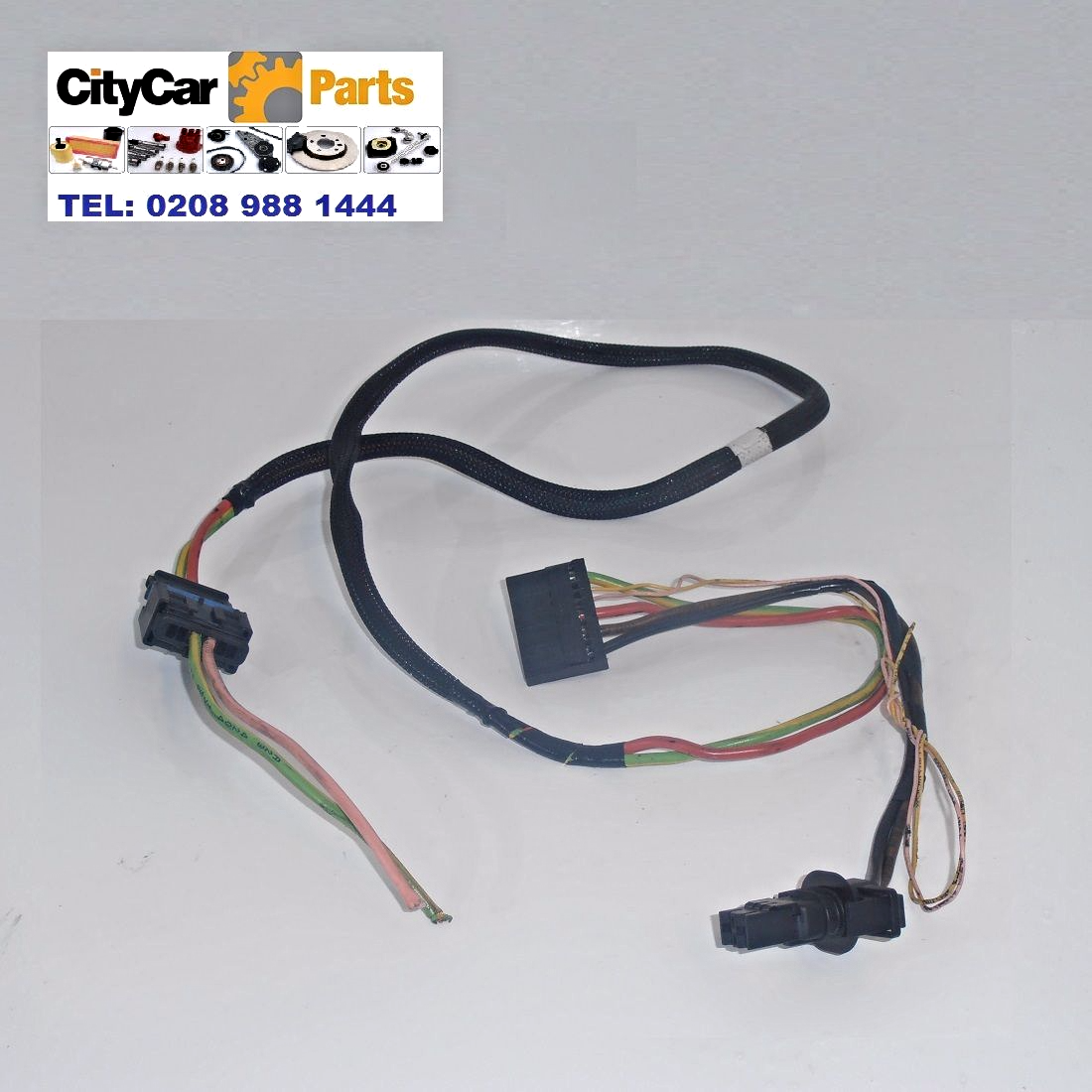 Peugeot 308 Model From 2007 To 13 Hatchback Ac Heater Blower Wiring Loom Plug