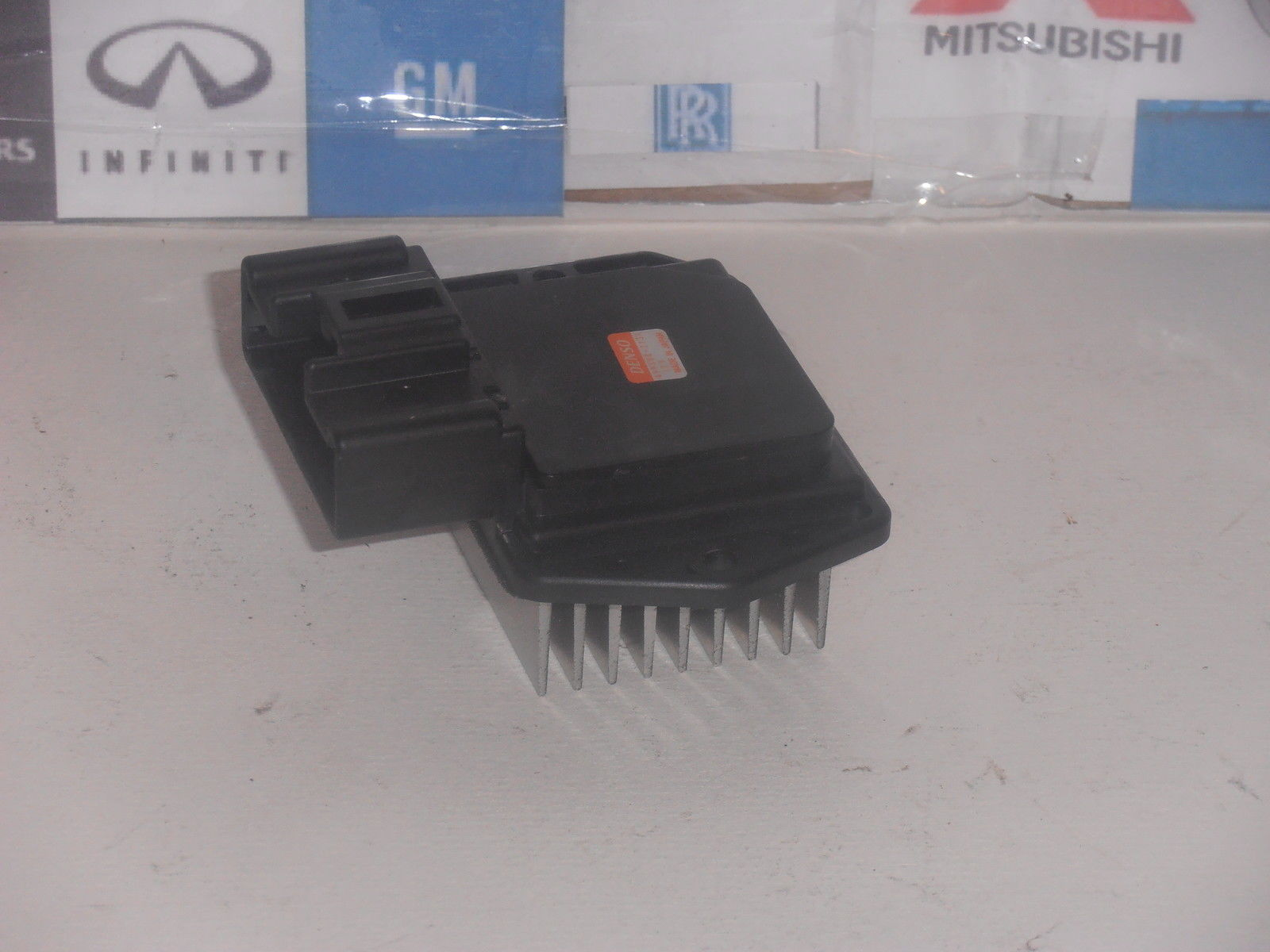 Toyota Corolla Anensis Verso T Vvti Heater Resistor Blower Denso P on toyota corolla blower motor resistor location